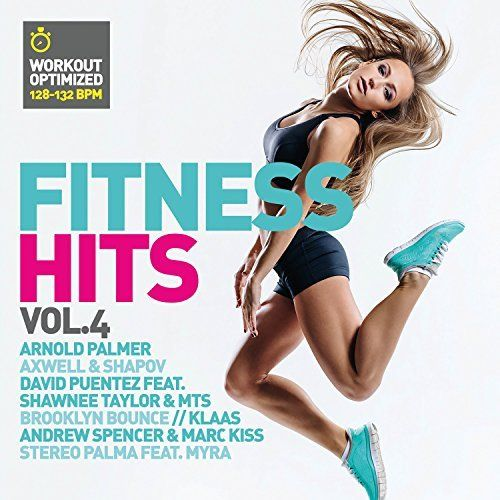 Fitness Hits Vol.4  2017